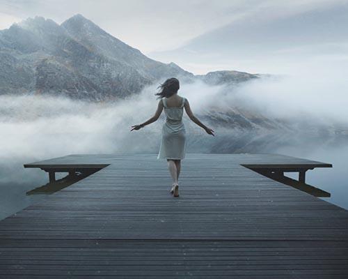 Woman, Know Thyself by Wendy Schmidt