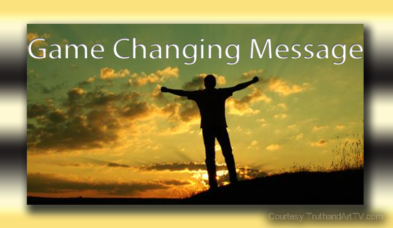 Paradigm Changing Freedom Message Is A Solution For Modern Day America