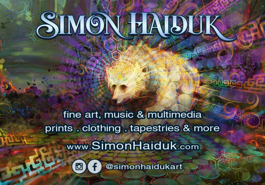 Simon Haiduk one eigh print
