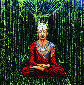 Buddha in the Matrix