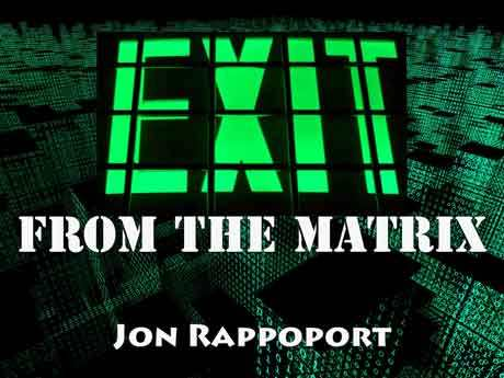 The individual and the reality machine by Jon Rappoport
