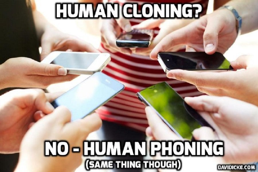 OUR SMARTPHONE ADDICTION IS MAKING US STUPID