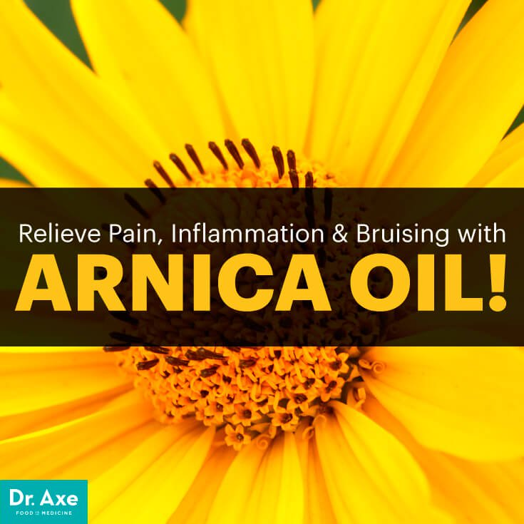 The Pain-Relieving, Inflammation-Reducing Power of Arnica Oil