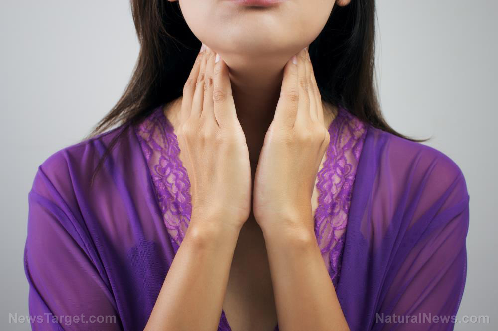 Some of the best natural methods to promote thyroid health