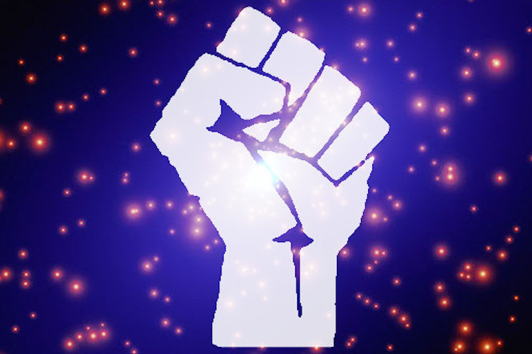 Spirit Led Activism – The True Power of the People  by Julian Rose