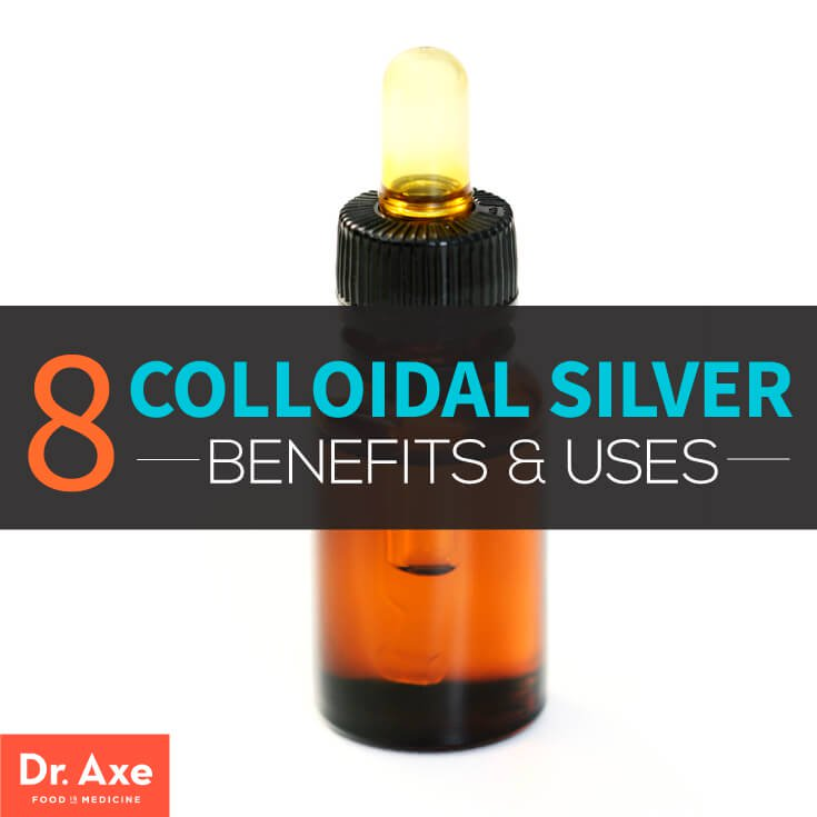 8 Proven Colloidal Silver Benefits, Uses & Side Effects