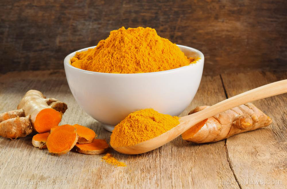 Turmeric is more effective at killing cancer cells than chemo or radiation