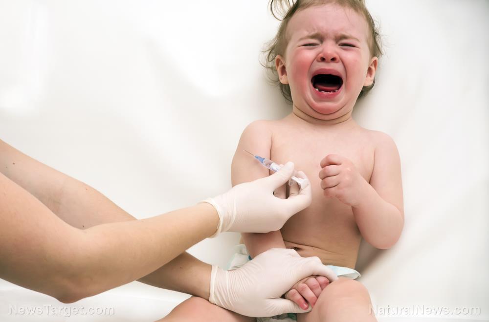 6-in-1 vaccine KILLS 36 Infants