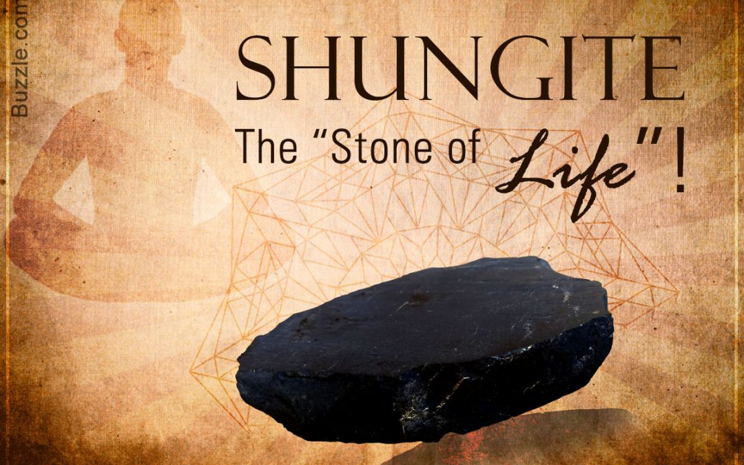 Shungite: The Electropollution Solution Special Report