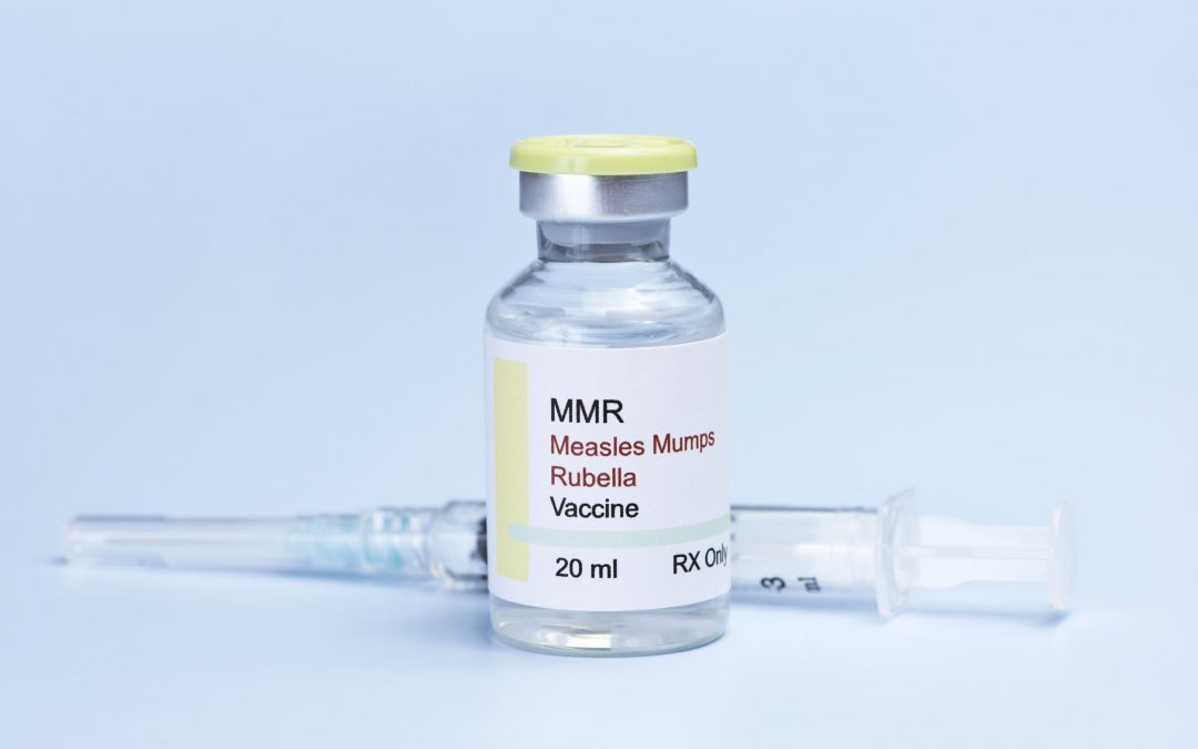 Statistics Show The MMR Vaccine Kills More People Than The Measles Does