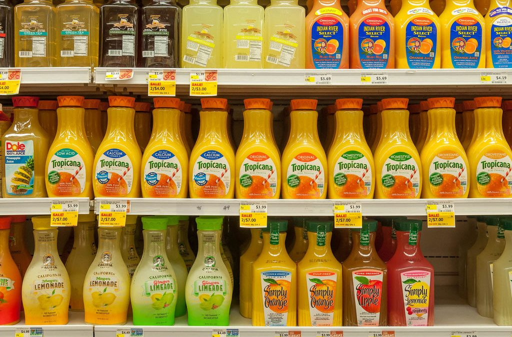 Cancer-Linked Monsanto Chemical Discovered In Five Major Orange Juice Brands