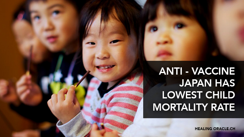Japan Has World's Lowest Child Death Rate & Highest Life Expectancy