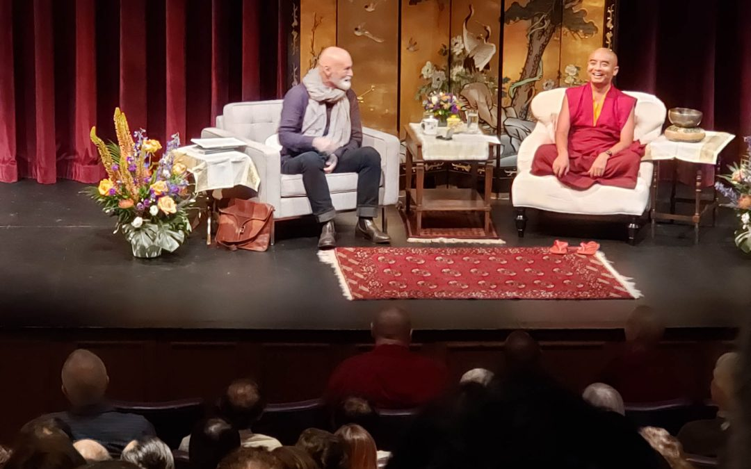 An Evening with Mingyur Rinpoche