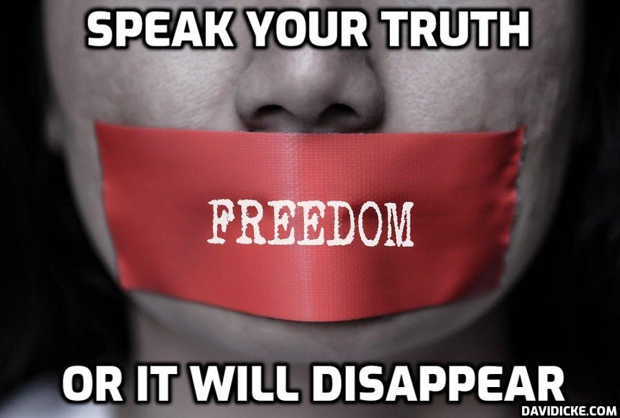 This is How the Elite Will Shut Down Your Free Speech