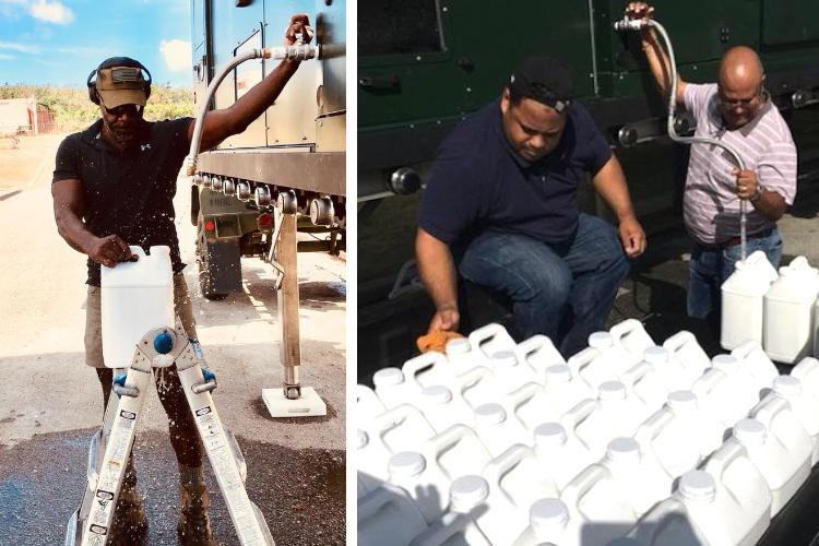 TEXAS INVENTOR BRINGS ATMOSPHERIC WATER GENERATORS TO FLINT, MICHIGAN AND OTHER COMMUNITIES IN NEED