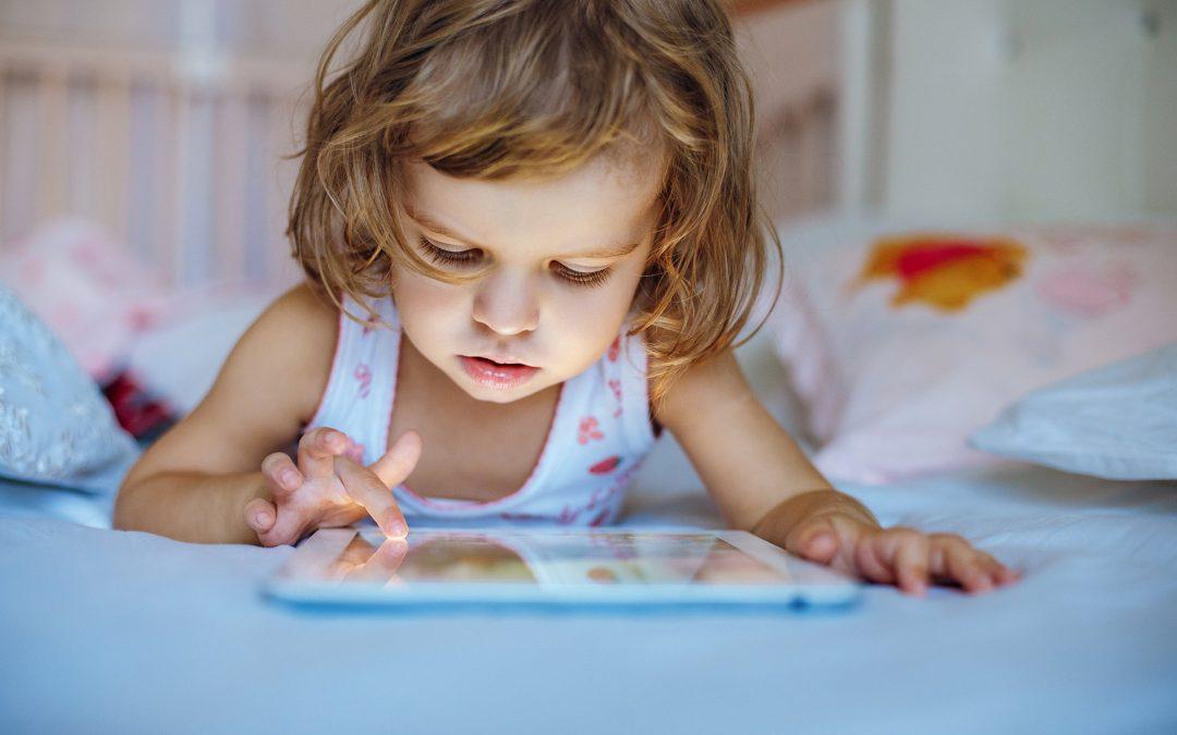 MRI STUDY ASSOCIATES SCREEN TIME EXPOSURE IN CHILDREN TO LOWER BRAIN DEVELOPMENT