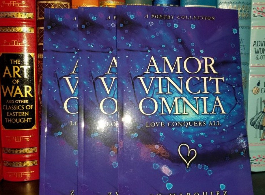 Book Release! Amor Vincit Omnia – Love Conquers All Is Out Now!