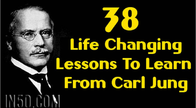 Life Changing Lessons To Learn From Carl Jung
