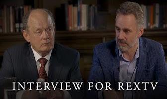 Jordan Peterson & Rex Murphy (REXTV) interview