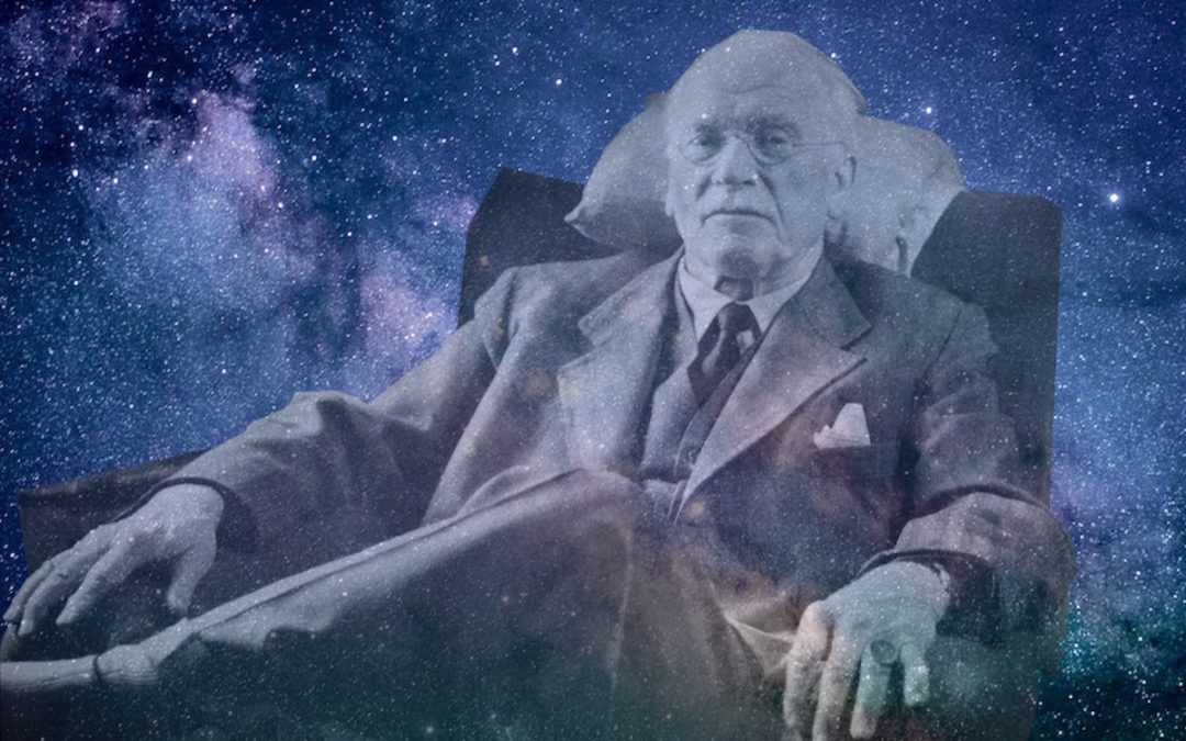 Carl Jung Explains How The Cosmos Affect Human Consciousness
