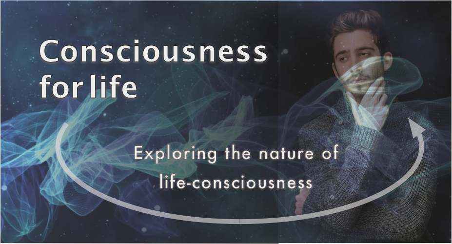 Life -consciousness  Exploring the real nature of consciousness by Ken Bartle