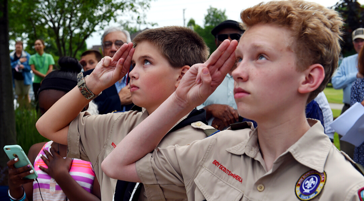 Boy Scout Organization is a Magnet for Tens of Thousands of Pedophiles By Derrick Boze