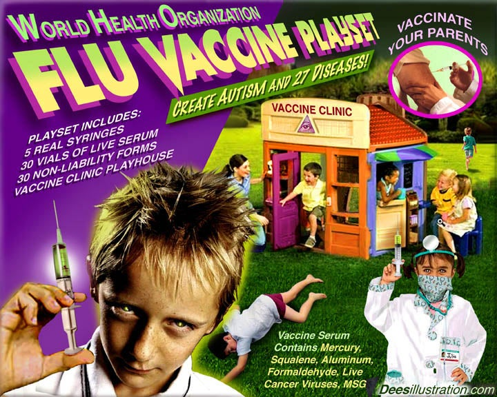 Don't Let the Flu Vaccine Get You!