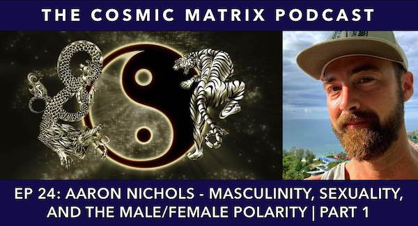 Masculinity, Sexuality and the Male/Female Polarity –  Podcast