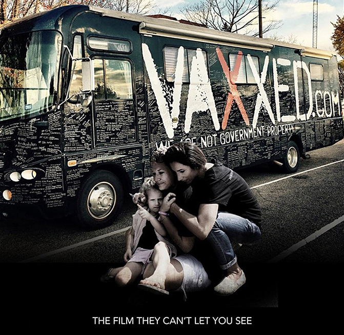 Vaxxed II: The People's Truth ~ Friday, February 21st 7:30 PM ,Vancouver ~