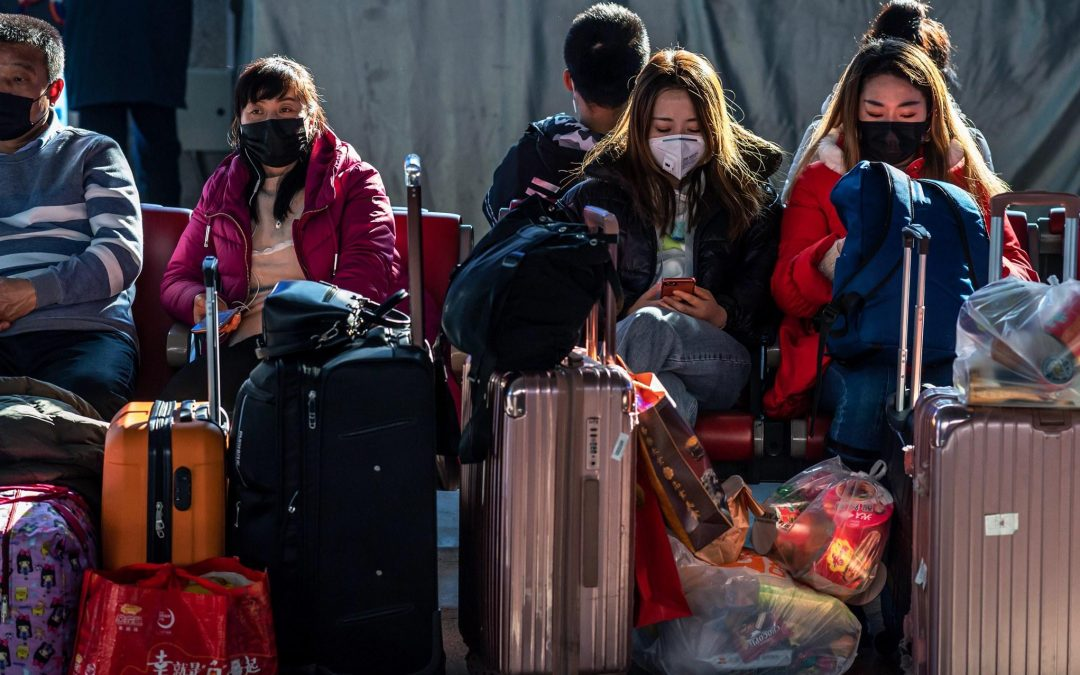 Wuhan and the polluted air as a cause of epidemic illness