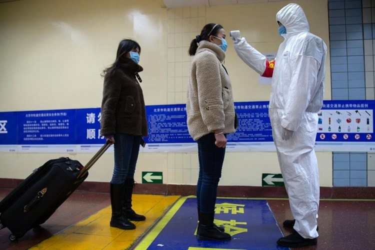 CHINA CORONAVIRUS HYPE STRAIGHT OUT OF THE CDC FLU PLAYBOOK