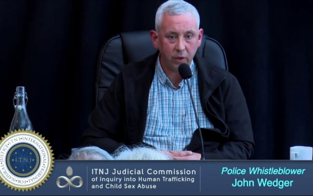 Police Vet Explains Why People Like Jeffrey Epstein Get Away With Child Trafficking & Pedophilia
