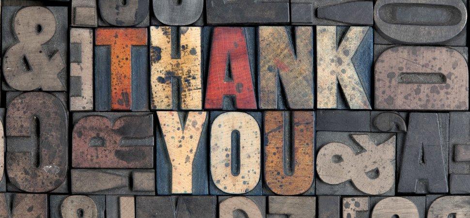 Appreciation and Gratitude: A Basic Primer