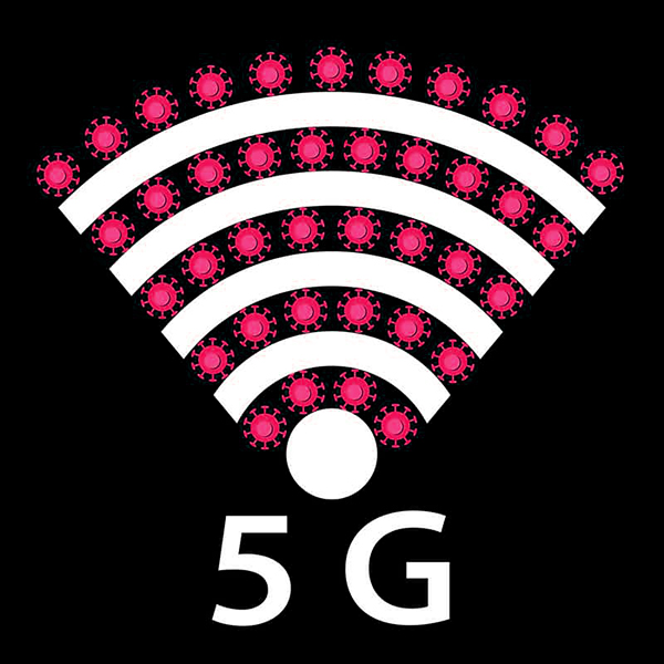 5G Induces Coronaviruses: New Study Models Millimeter Wave Influence on DNA