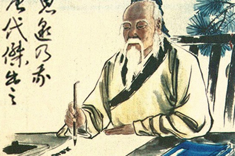 LAO TZU'S 2500 YEAR-OLD MESSAGE TO 'THE PEOPLE OF THE FUTURE' TELLS HOW TO APPROACH OUR GLOBAL CRISIS