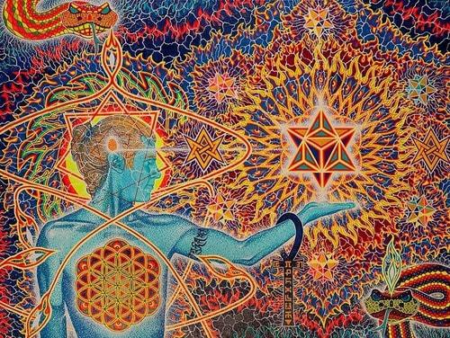 The Sacred Geometry of Tarot