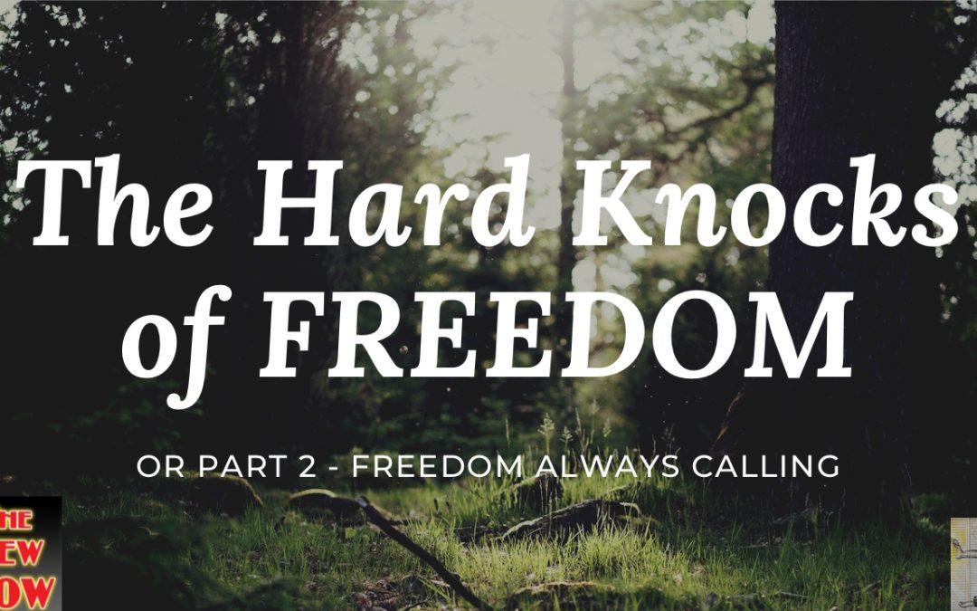 The Hard Knocks of Freedom