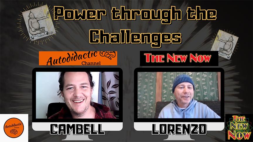 Power Through Challenge