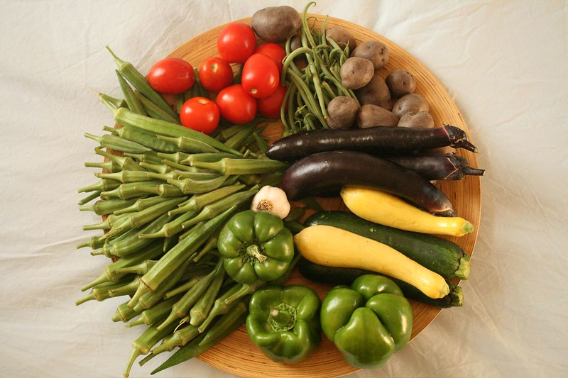 Food with a High Vibration which Results in a Higher Consciousness
