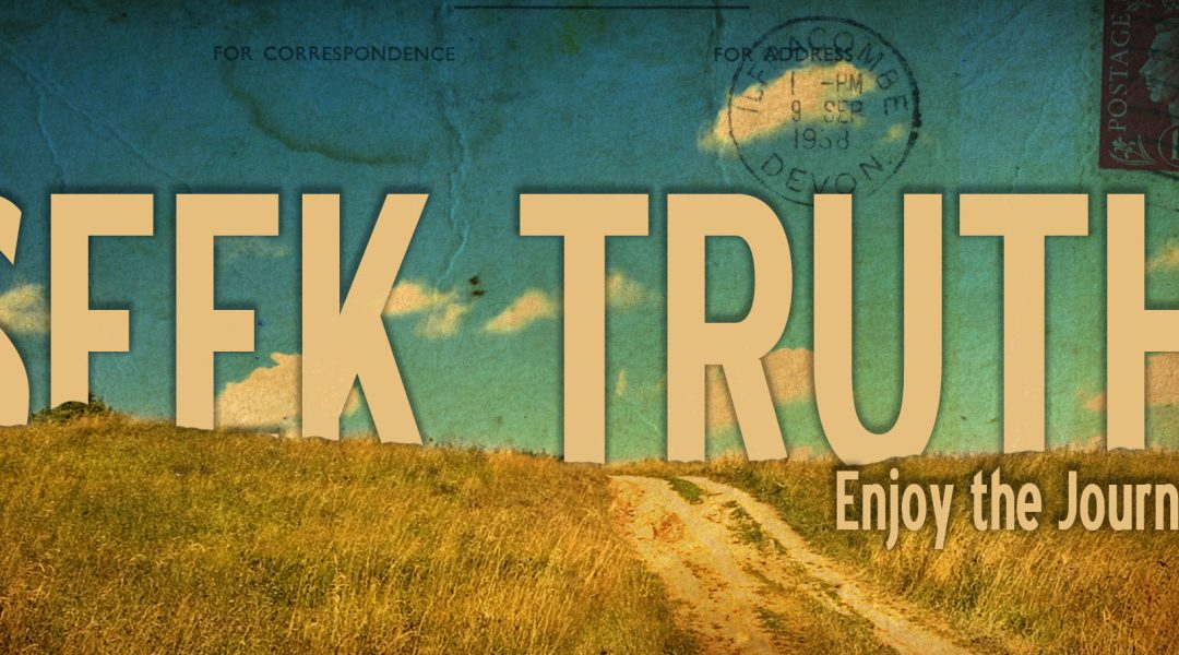 What is Truth? Internal Guidance System and Discernment