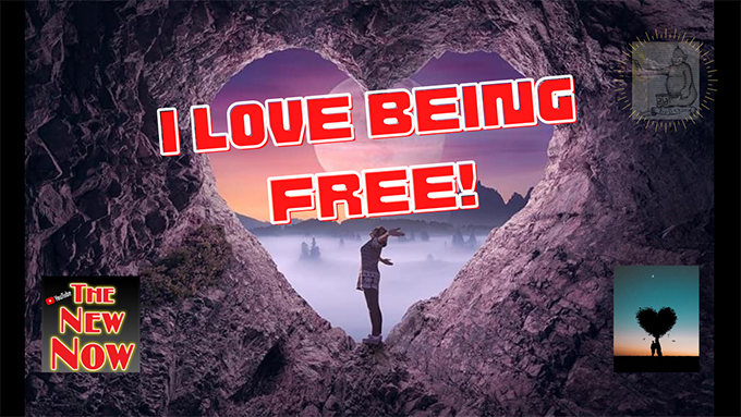 I Love Being Free By Lorenzo!