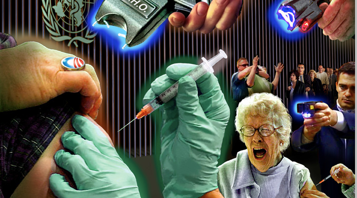 Death by Fraud: the vax scam