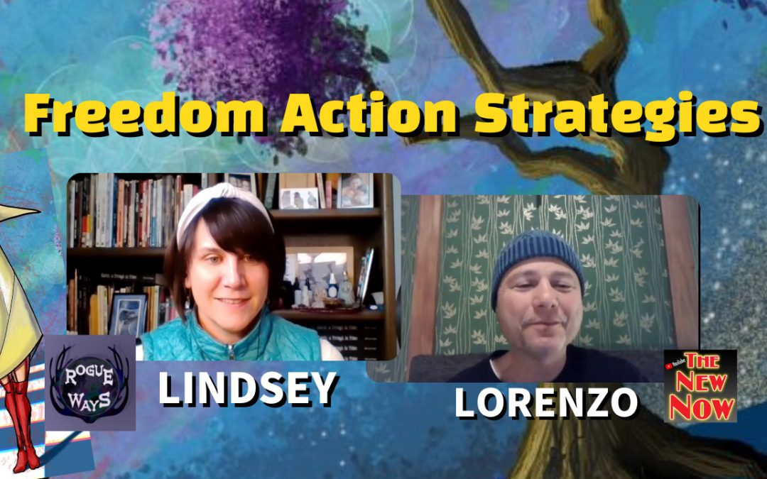 Freedom Action Strategies with Rogue Ways &  Lorenzo.