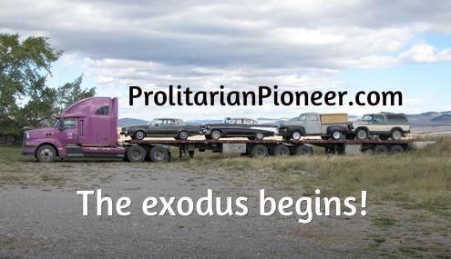 Prolitarian Pioneer…THE BOOK!