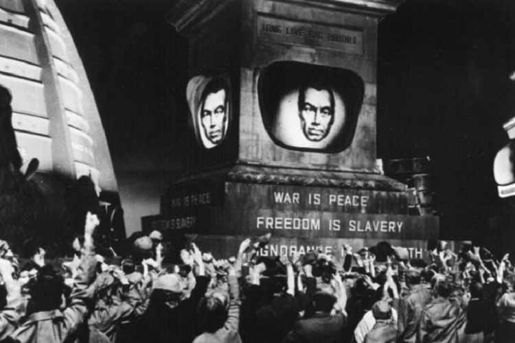 LESSONS FROM GEORGE ORWELL'S '1984'