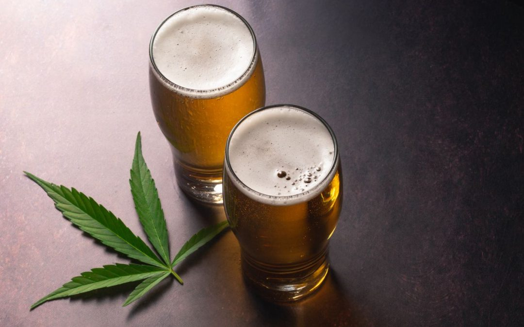 Pandemic-induced stress has Canadians using more weed and alcohol