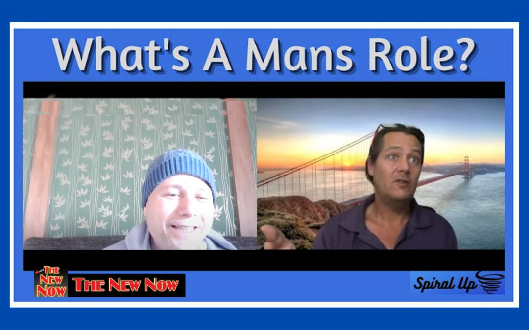 A Man's Role with Cambell (Spiral Up) & Lorenzo!