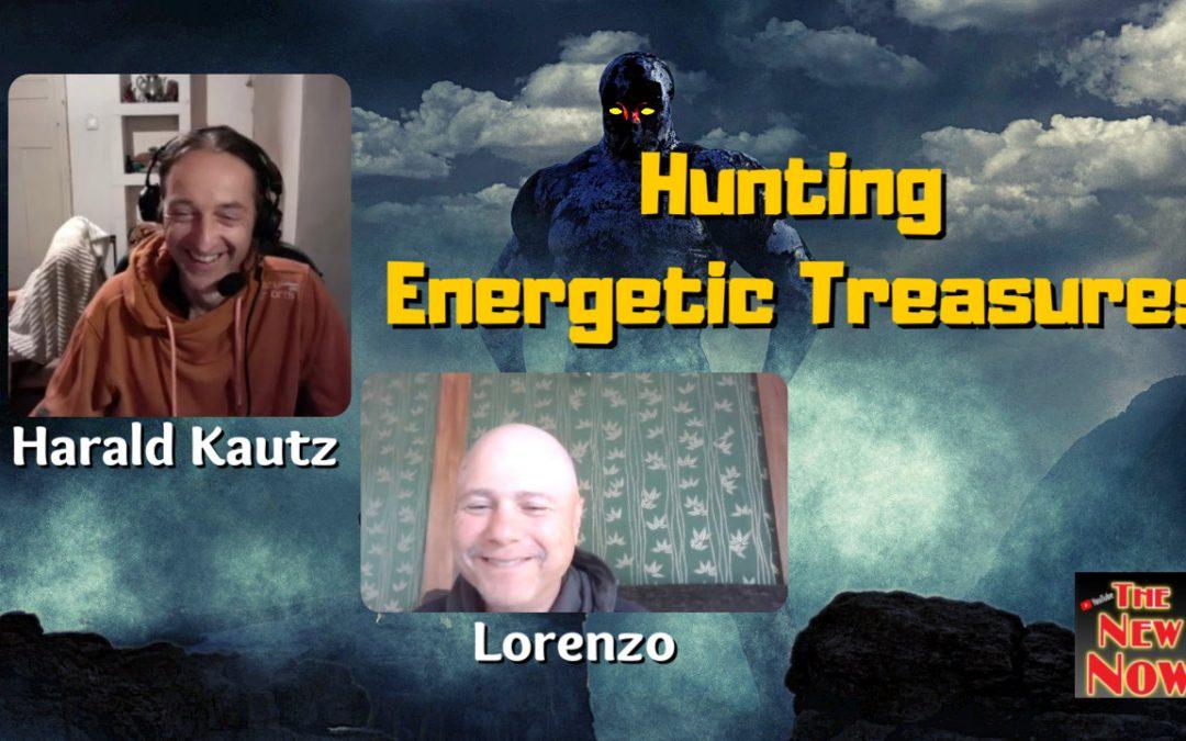 Hunting Energetic Treasure with Harald Kautz