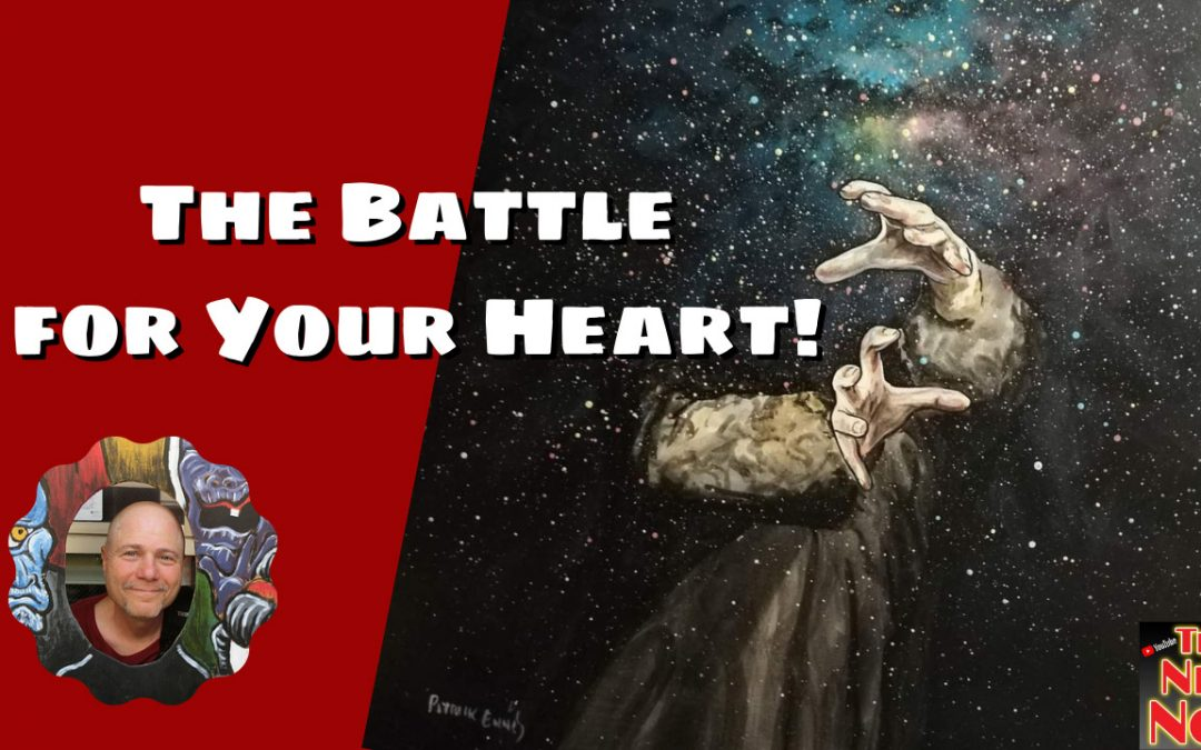 The Battle for Your heart  By Lorenzo!