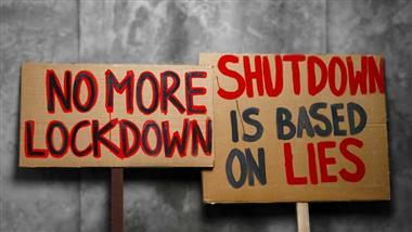 Lockdown Protests Flare Up Around the World